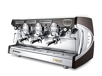 C.M.A. ASTORIA SABRINA SAE 4 группы, профессиональная эспрессо кофемашина автомат (белая, черная, коричневая)