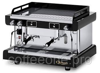 C.M.A. ASTORIA PRATIC AVANT AEP 2 гр, профессиональная кофемашина полуавтомат (черная, белая, красная)