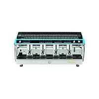 C.M.A. ASTORIA GLORIA SAE 4 группы, профессиональная эспрессо кофемашина автомат (синяя, черная, серая, хром)