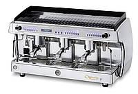 C.M.A. ASTORIA GLORIA SAE 3 группы, профессиональная эспрессо кофемашина автомат (синяя, черная, серая, хром)