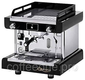 C.M.A. ASTORIA PRATIC AVANT AEP 1 гр., профессиональная кофемашина полуавтомат (черная, белая, красная)