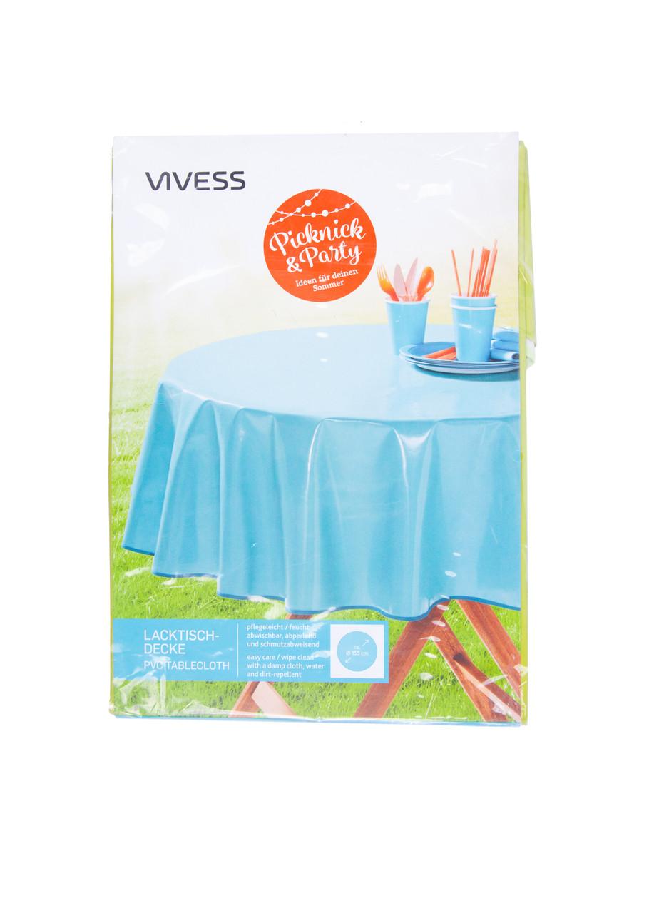 Скатерть Vivess Ø 155 см
