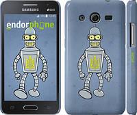 """Чехол на Samsung Galaxy Core 2 G355 Бендер. Украина """"1116c-75"""""""