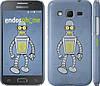 "Чехол на Samsung Galaxy Core Prime G360H Бендер. Украина ""1116c-76"""