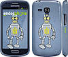 "Чехол на Samsung Galaxy S3 mini Бендер. Украина ""1116c-31"""