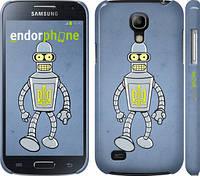 "Чехол на Samsung Galaxy S4 mini Бендер. Украина ""1116c-32"""