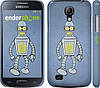 "Чехол на Samsung Galaxy S4 mini Duos GT i9192 Бендер. Украина ""1116c-63"""