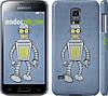 "Чехол на Samsung Galaxy S5 mini G800H Бендер. Украина ""1116c-44"""