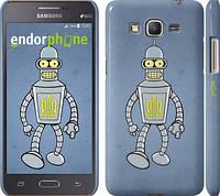 "Чехол на Samsung Galaxy Grand Prime G530H Бендер. Украина ""1116c-74"""