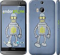 "Чехол на HTC One M8 Бендер. Украина ""1116c-30"""
