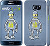 "Чехол на Samsung Galaxy S6 G920 Бендер. Украина ""1116c-80"""