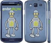 "Чехол на Samsung Galaxy S3 i9300 Бендер. Украина ""1116c-11"""