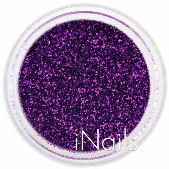 Блёстки Фиолетовые Индиго №61
