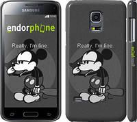 "Чехол на Samsung Galaxy S5 mini G800H Swag.  Mickey Mouse ""797c-44"""