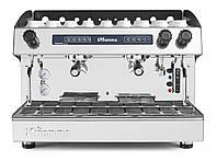 Fiamma Caravel 2 CV TC, Профессиональная кофемашина эспрессо автомат для кофейни (2 высокие гр., бойлер: 11 л)
