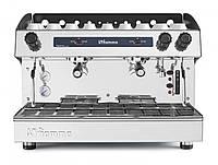 Fiamma Caravel 2 TC, Профессиональная кофемашина эспрессо полуавтомат для кофейни (2 высокие гр., бойлер 11 л)