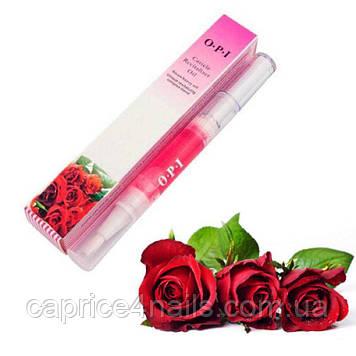 Масло-олівець для кутикули, OPI, троянда, 5 мл