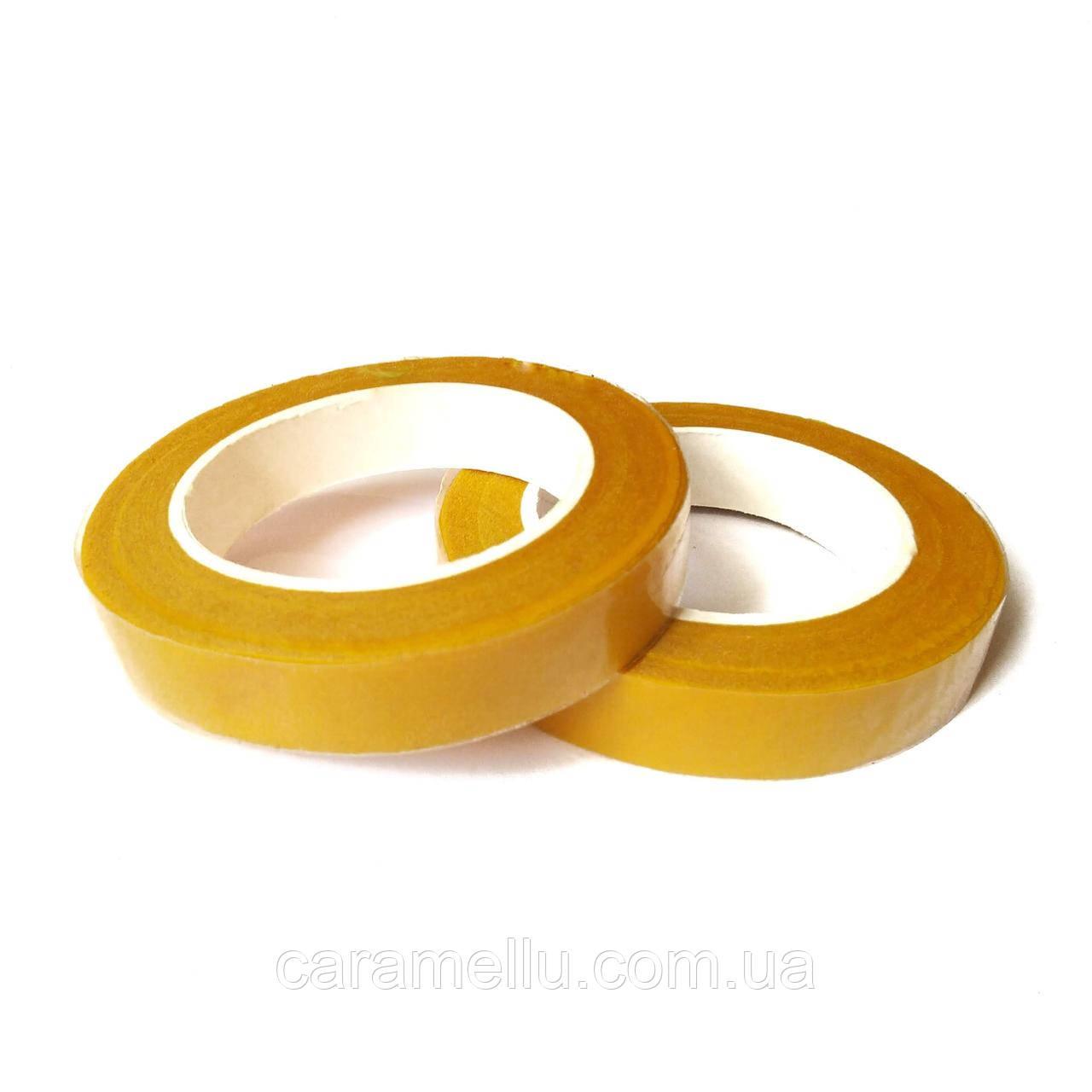 Тейп-лента желтая.18м
