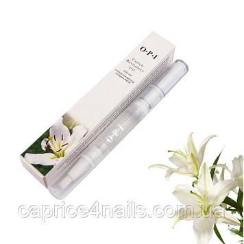 Масло-олівець для кутикули, OPI, лілія, 5 мл