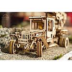 Пожарная Машина   UGEARS   Механический 3D конструктор из дерева, фото 5