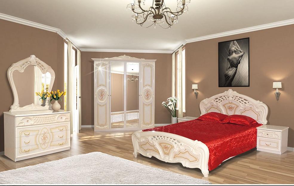 белая спальня кармен нова цена 29 585 грн купить в киеве Prom