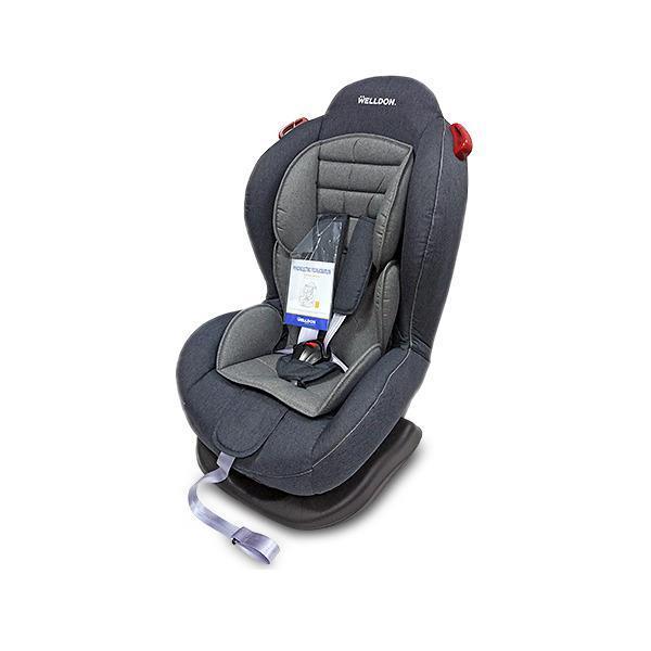 Автокрісло Welldon Smart Sport (графітовий / сірий) BS02N-S95-001