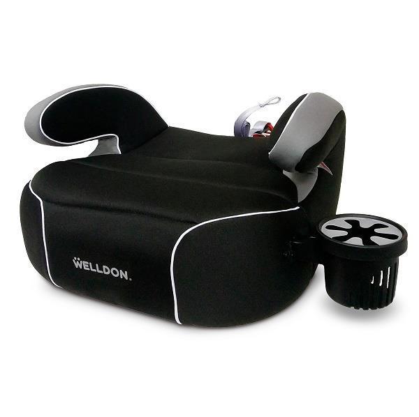 Автокрісло бустер Welldon Penguin Pad (чорний) PG08-P02-001