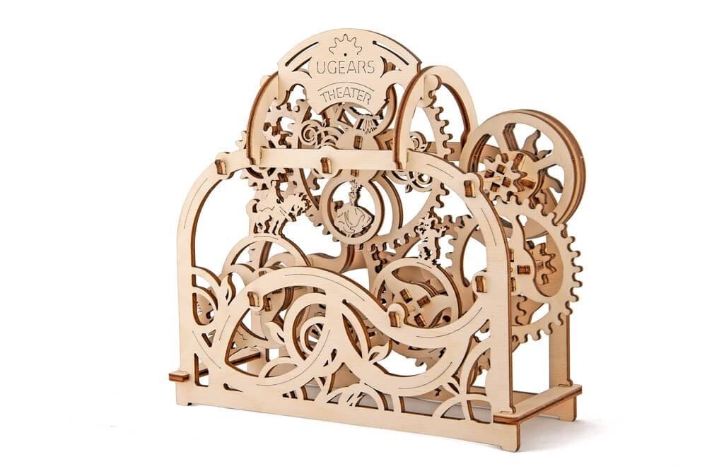 Механический Театр | UGEARS | Механический 3D конструктор из дерева