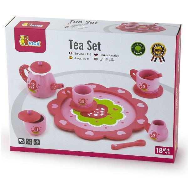 "Іграшка Viga Toys ""Чайний набір"" (50343)"