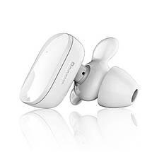 Беспроводные Bluetooth наушники Baseus Encok W02 со встроенным микрофоном NGW02-02 (Белые), фото 3
