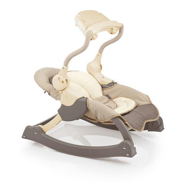 Крісло-гойдалка Weina MusiCozzi Magic (шоколадний) (4003.101.01)