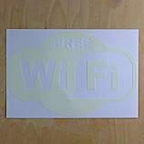 "Светящаяся наклейка ""Wi-Fi"" - 20*14см, фото 3"