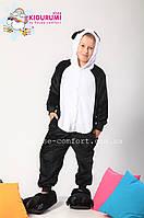 Пижама Кигуруми панда, детские пижамы кигуруми