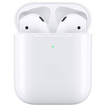 Наушники Apple AirPods 2 with Wireless Charging Case (MRXJ2)