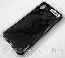 Чехол для Xiaomi Redmi 7A силиконовый Jelly Case матовый