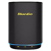 ✥Колонка Bluedio TS5 Black портативный динамик смарт Bluetooth голосовой интерактивный