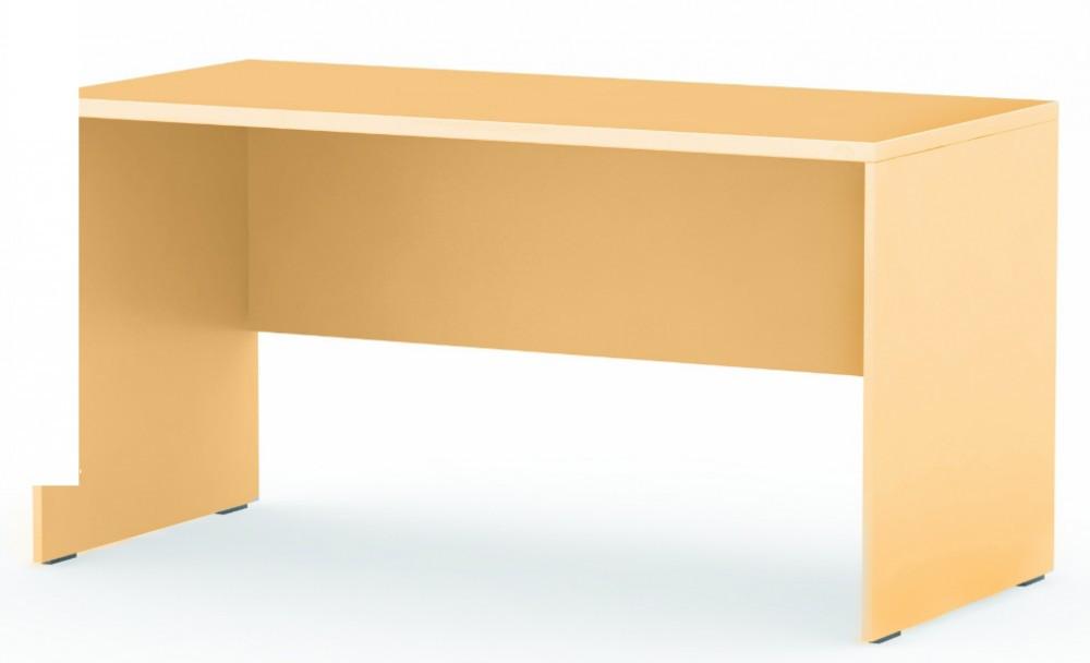 Медицинский стол рабочий (письменный) на боковых панелях из из ЛДСП Праймед