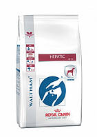 Корм Royal Canin Hepatic HF16 лечебный, при болезнях печени, 1,5кг