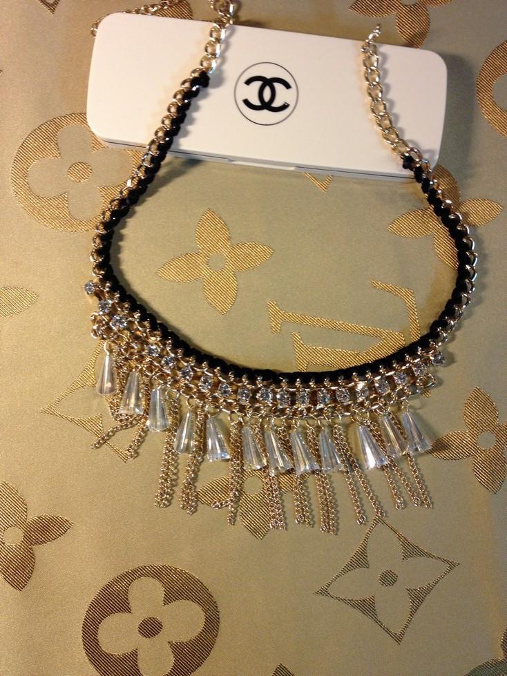 Подвеска Crystal Rain Fashion Jewelry