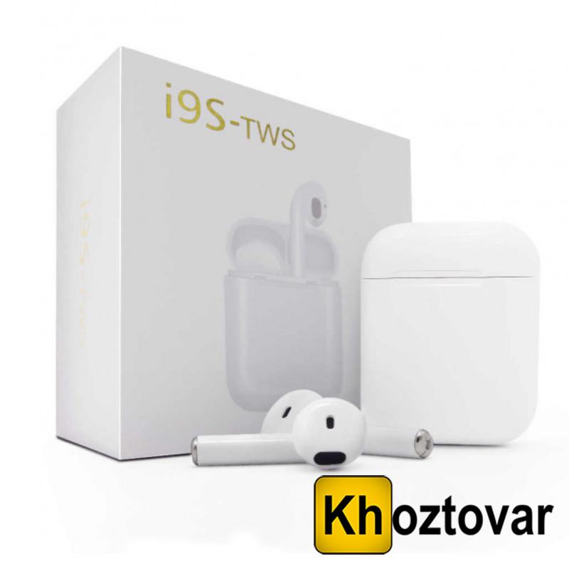 Беспроводная Bluetooth гарнитура i9 S | Аналог