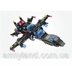 Полиция Сват грузовик трансформер (11в1) конструктор Аналог Лего, фото 3