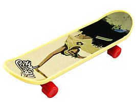 Скейтборд для пальцев рук