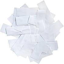 Конфетти-Метафан Белый G Премиум 2х6 1кг
