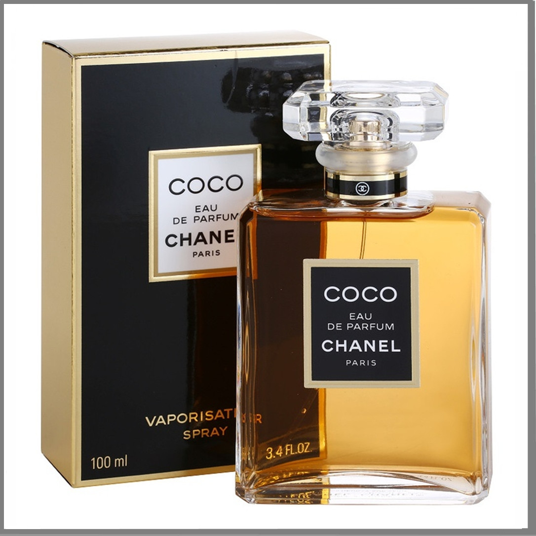 Coco Chanel Eau de Parfum парфумована вода 100 ml. (Коко Шанель Єау де Парфум)