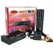Цифровой эфирный приемник DVB-T2 Wimpex WX-3201