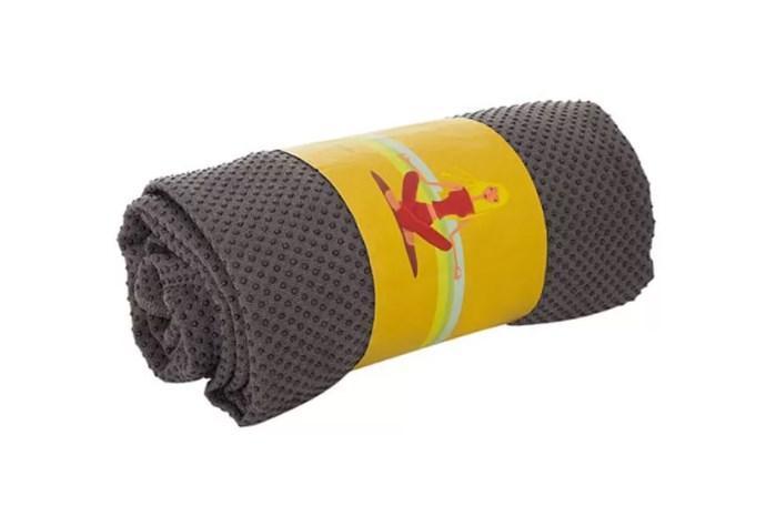 Полотенце для йоги MS 2857-1(Grey)