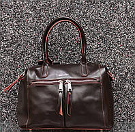 Жіноча сумка Galanty з натуральної шкіри / Стильная женская кожаная (кожа натуральная) сумка Galanty