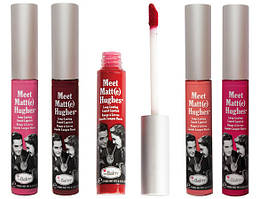 Блеск для губ The Balm MEET MATTE Hughes - (палитра 12шт)