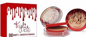 Пудра для лица Kylie BB Matte Smooth Powder