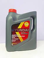 🌟Масло моторное SAE 5W30 API SN, ILSAC GF-5 Hyundai XTeer Gasoline Ultra (Оригинал) 4L / 1041002